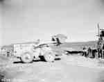 Hough loader belonging to W.J. Lundrigan Ltd., Corner Brook, Newfoundland.