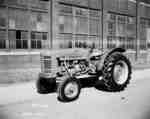 IHC 300 Special Tractor, Experimental Model, showing changes.