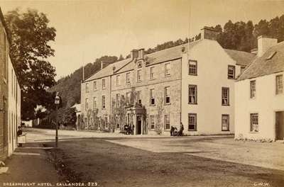 Dreadnought Hotel, Callander