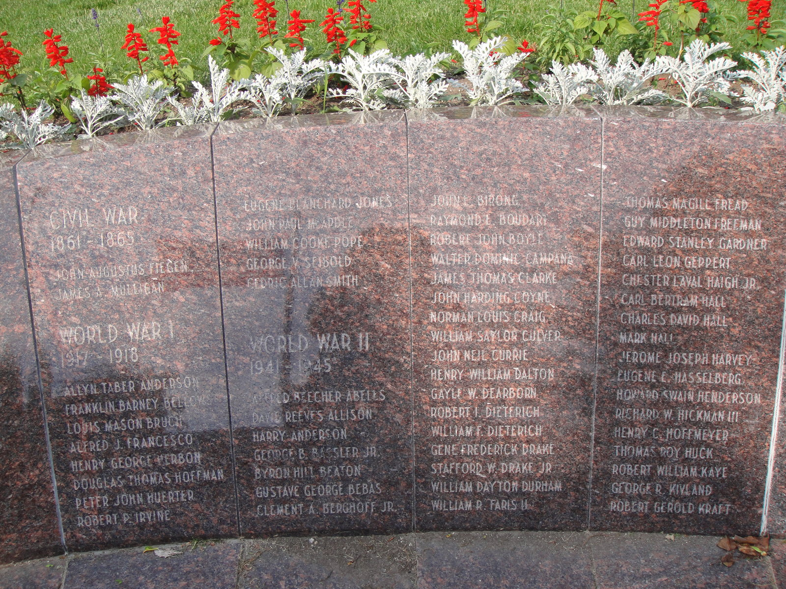 Wilmette Memorial
