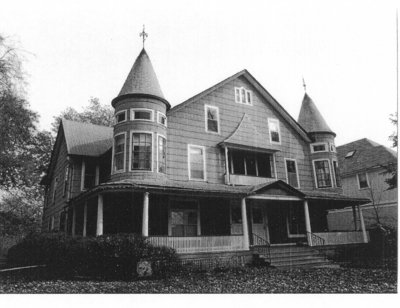 """Devil in the White City"" House"