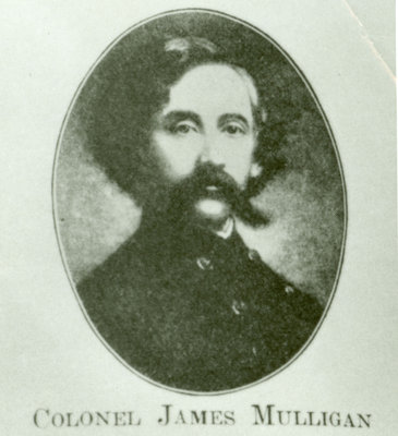 Portrait of James A. Mulligan