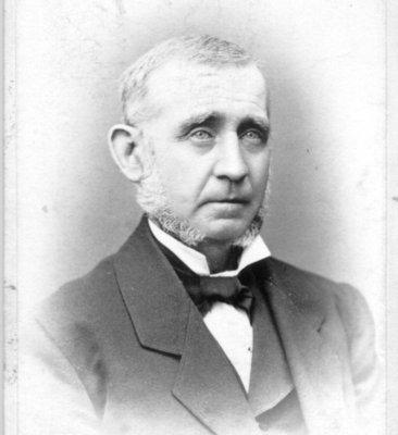Portrait of Mathias A. Gedney