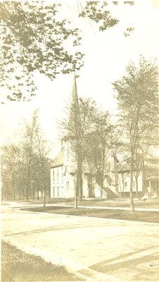 Wilmette Methodist Episcopal Church circa 1908