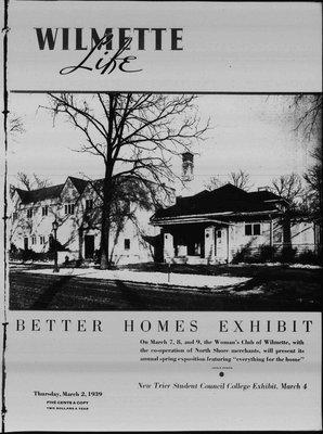 Wilmette Life (Wilmette, Illinois), 2 Mar 1939