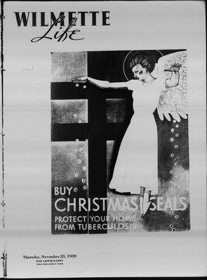 Wilmette Life (Wilmette, Illinois), 23 Nov 1939