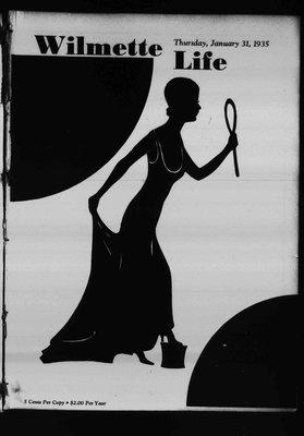 Wilmette Life (Wilmette, Illinois), 31 Jan 1935
