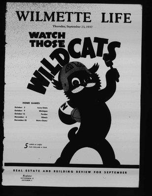 Wilmette Life (Wilmette, Illinois), 23 Sep 1937