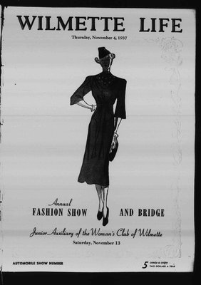 Wilmette Life (Wilmette, Illinois), 4 Nov 1937