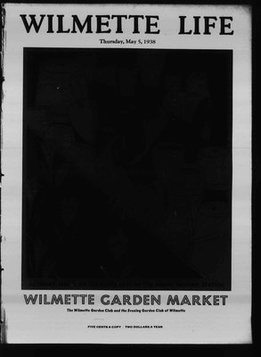 Wilmette Life (Wilmette, Illinois), 5 May 1938