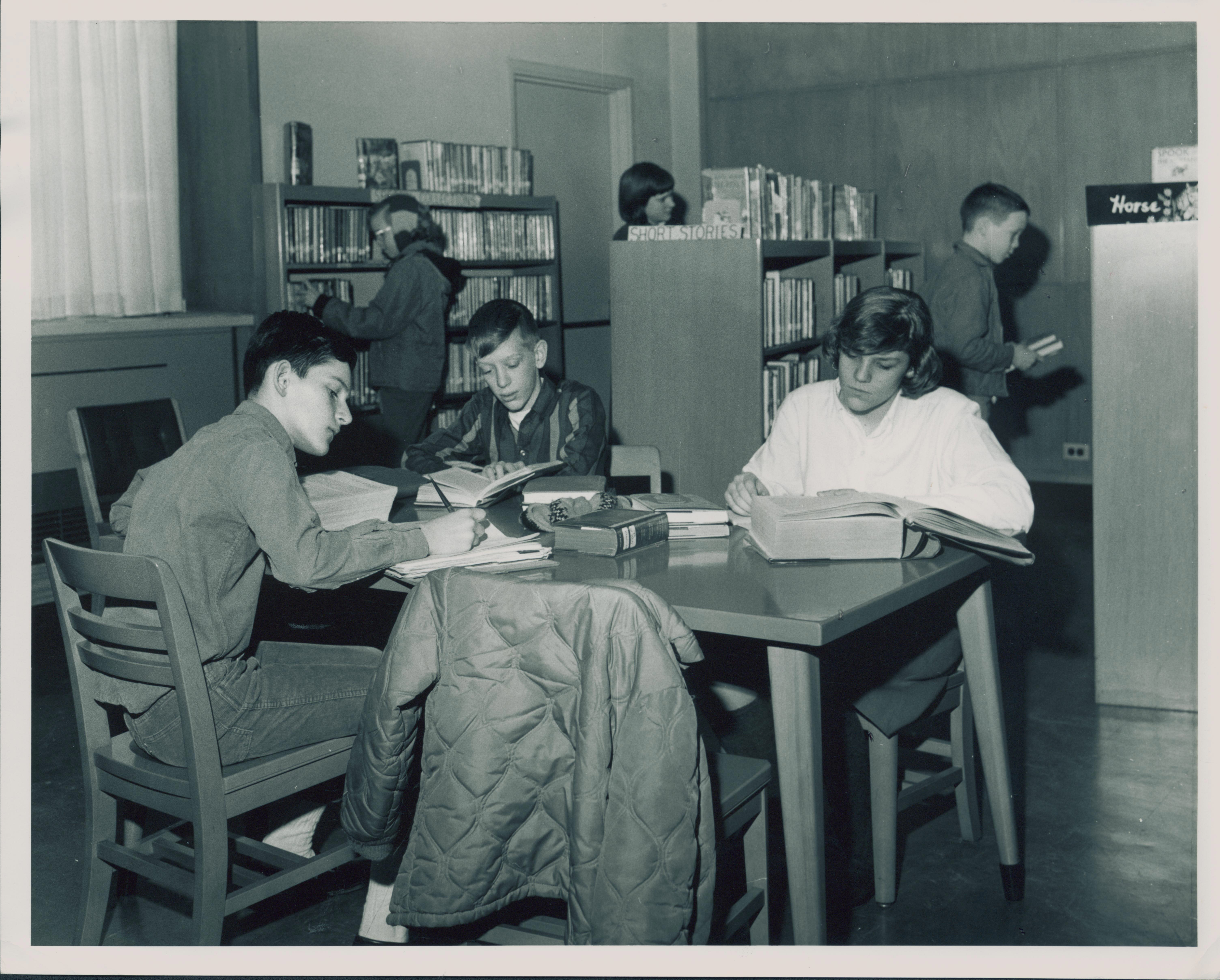 Library-1960-1969-Photo 1