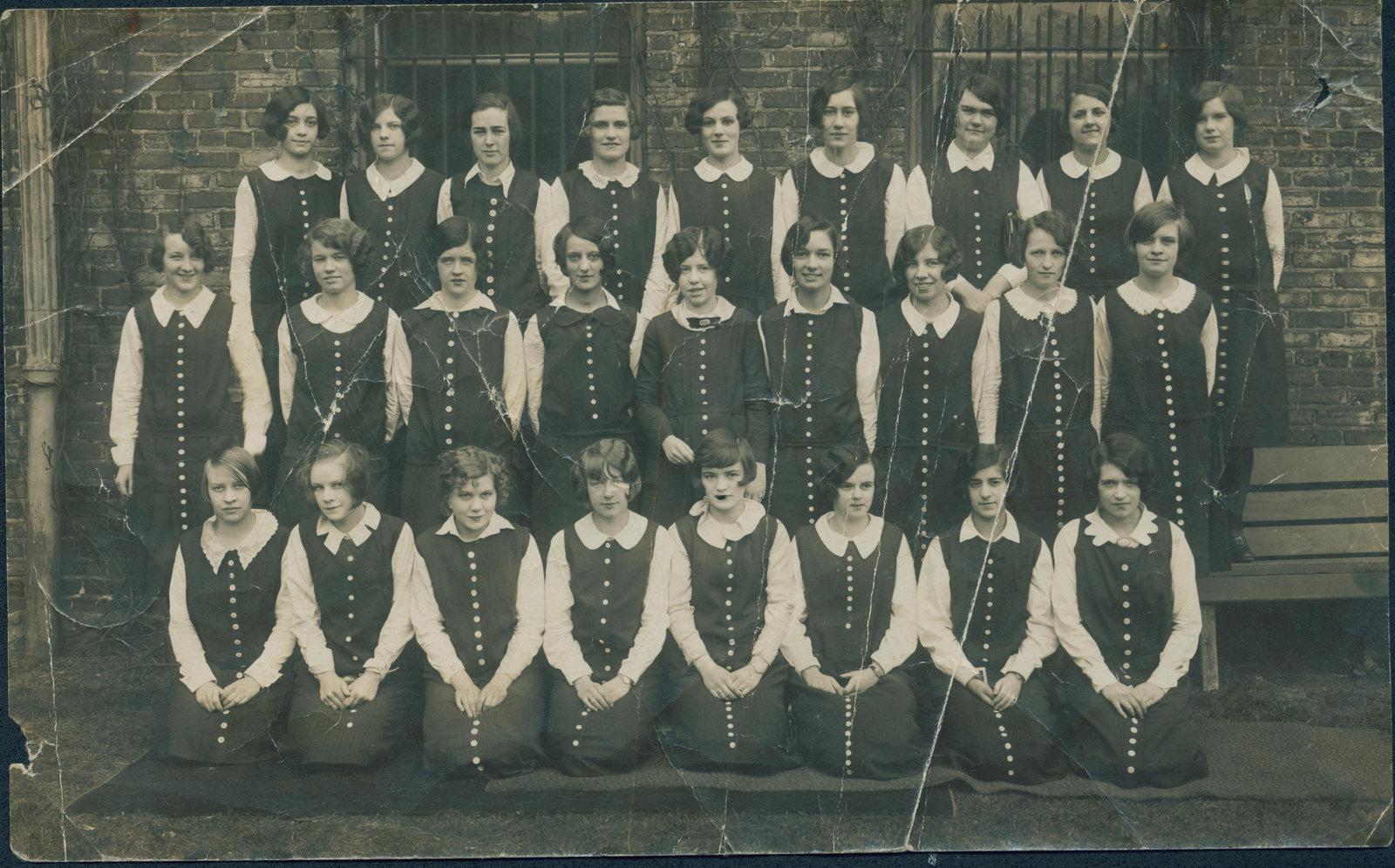 Wilmette girls
