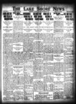 Lake Shore News will be published on Fridays beginning October 2, 1914