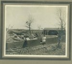 View of Wilmette after the Palm Sunday Tornado on March 28, 1920, No.9