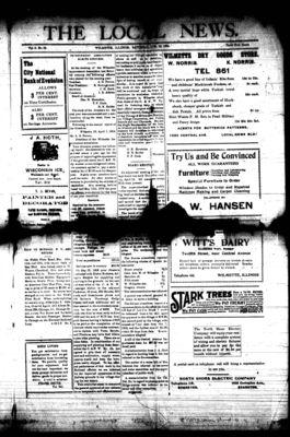 Local News, 23 Apr 1904