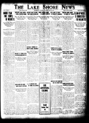 Lake Shore News (Wilmette, Illinois), 14 May 1914