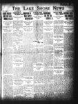Lake Shore News (Wilmette, Illinois), 20 Nov 1914