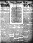 Lake Shore News (Wilmette, Illinois), 28 May 1915
