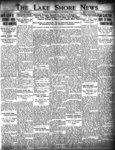 Lake Shore News (Wilmette, Illinois), 10 Sep 1915