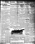Lake Shore News (Wilmette, Illinois), 18 Sep 1920