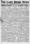 Lake Shore News (Wilmette, Illinois), 3 Dec 1920