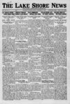 Lake Shore News (Wilmette, Illinois), 10 Dec 1920
