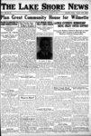 Lake Shore News (Wilmette, Illinois), 11 Mar 1921