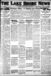 Lake Shore News (Wilmette, Illinois), 15 Jul 1921