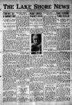 Lake Shore News (Wilmette, Illinois), 20 Jan 1922