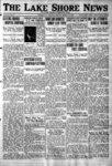 Lake Shore News (Wilmette, Illinois), 17 Mar 1922