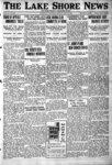Lake Shore News (Wilmette, Illinois), 19 May 1922