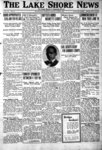 Lake Shore News (Wilmette, Illinois), 9 Jun 1922