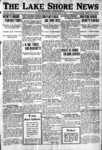 Lake Shore News (Wilmette, Illinois), 30 Jun 1922