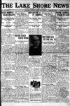 Lake Shore News (Wilmette, Illinois), 20 Jul 1923