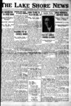 Lake Shore News (Wilmette, Illinois), 10 Aug 1923