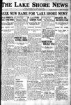 Lake Shore News (Wilmette, Illinois), 24 Aug 1923